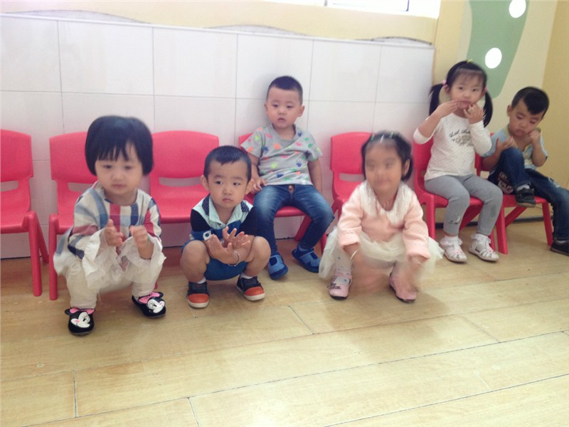 江苏盐城宝福娃幼儿园
